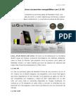 NP -  LG exhibió cinco accesorios compatibles con LG G5