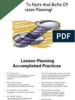 3 - Lesson_Planning PP
