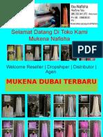 Mukena Dubai Terbaru Scribd.ppt