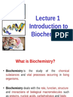 Lecture 1 What is Biochemistry-1
