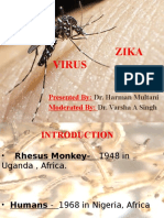 Zika Virus Dr. Harman