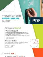 Trigonometri (Pengukuran Sudut)