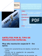 satelites de resolucion muy alta
