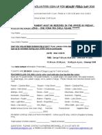 Dealey Field Day 10 Flyer