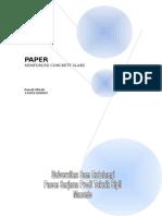 Paper Reinforced Concrete Slabs