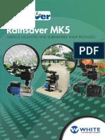 Rainsaver MK5 Brochure