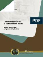 Indeminzación en la separación de hecho (1).pdf