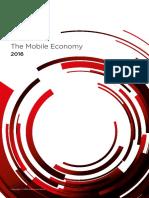 Έρευνα Mobile Economy 2016