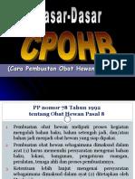 CPOHB