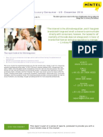 The Premium Brand and Luxury Consumer - US - December 2014_Brochure