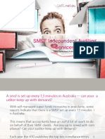 SMSF Independent Auditing Services