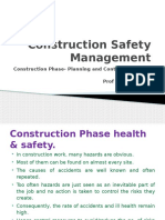 Lecture 3 Construction Phase- Planning and Control Measur.