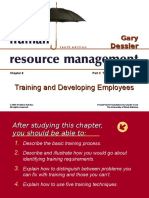 8. Training and development Ch08.ppt