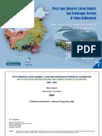 Atlas Sebaran Gambut Kalimantan
