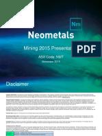 Neo Metals