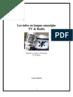 Les Infos en langue amazighe