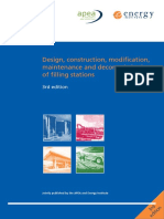 Design, Construction, Modification, Maintenance and Decommissioning of Filling Stations Known as the Blue Book100715090021