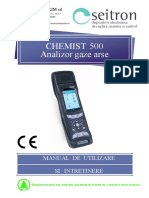 Manual Chemist 500