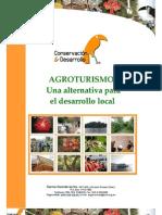 TURISMO COMUNITARIO COMPLETO CONSERVACION & DESARROLLO