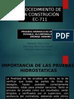 PRUEBAS HIDRAULICAS EN AGUA POTABLE ALCANTARILLADO DRENAJE (1).pptxfinal (1) (1).pptx