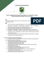 Leaflet Semua Kabupaten