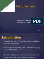 Human Astro Virus Mustafa PPT