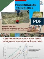 Kegiatan Pengendalian Obat Ikan 2016 Lp2il Edit