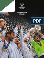 Uefa Champions League 2013-14 Review