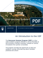 UBC VSP 2014 Packages Full Version Feb. 11 2014