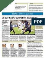AJ Auxerre - Paris FC