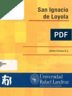 San Ignacio de Loyola (Jaime Correa, Sj)