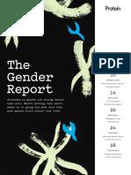 Protein Gender Report