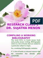 Research Class 2