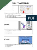 logiciels pedagogiques