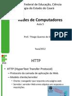 Aula5 - HTTP
