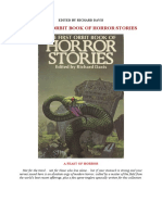 The First Orbit Book of Horror Stories