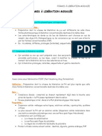 10 Formes a Liberation Modulee
