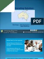 Liberating Solution - Web Development, SEO Perth,Sydney,Melbourne