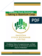 PSX Taking Quantum Leap
