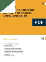 Semana 2 Analisis Del Entorno Global y Mercados Internacionales