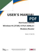 PROLINK H5004N ADSL ps | Wireless Lan | Proxy Server