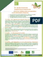 Bio. Les conversions d'exploitations en nette hausse
