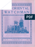 The Oriental Watchman