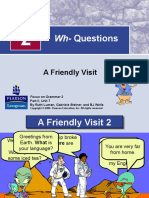 Wh- Questions Presentation
