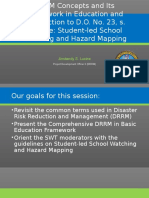 DRRM Concepts and Its Framework in Education Upload Version