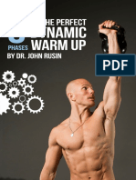 6 Phases of the PERFECT Dyamic Warmup