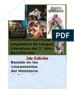 Enfoque e importancia de la literatura