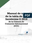 Tabla y Manual INCOTERM 2010