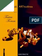 Re-Creeaza ARTitudinea Prin Teatru Forum