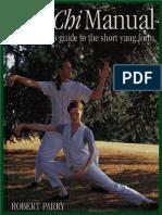 Tai Chi Chuan Robert Parry the Tai Chi Manual